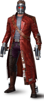 Peter Quill (Earth-TRN012) from Marvel Future Fight 005