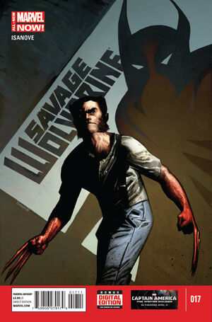 Savage Wolverine Vol 1 17