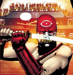 Silent Order (Earth-616) from Old Man Logan Vol 2 10 0001