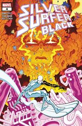 Silver Surfer: Black Vol 1 4