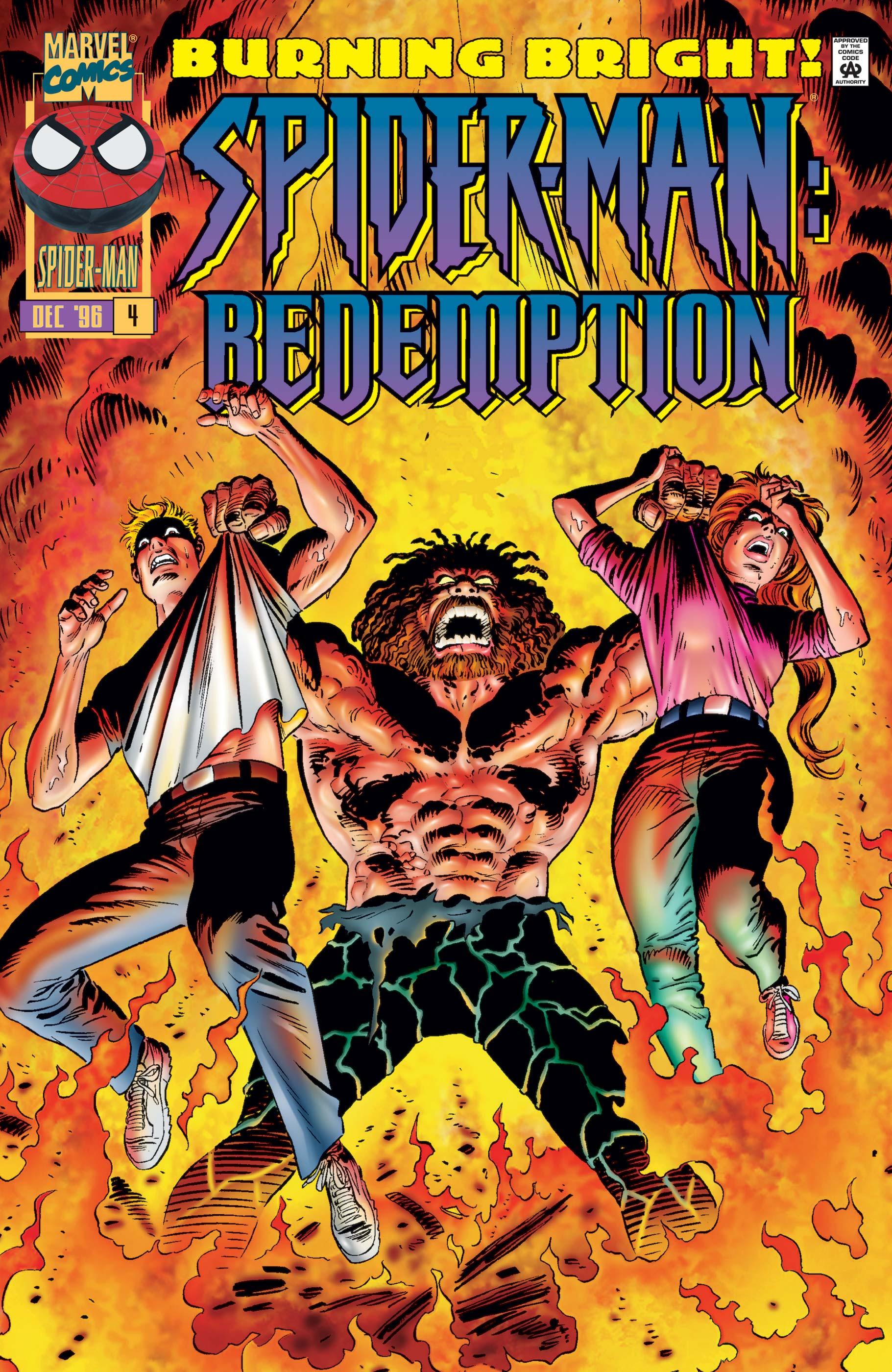 Spider-Man Redemption Vol 1 4