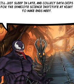 Symbiote Science Institute (Earth-TRN461) from Spider-Man Unlimited (video game) 001