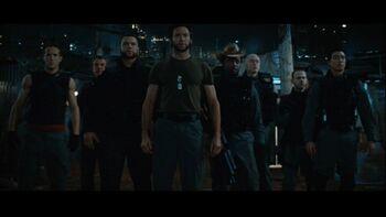 Team X (Earth-10005) from X-Men Origins Wolverine (film) 0001