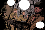 United States Army (Earth-10091) from Free Comic Book Day Vol 2011 Captain America Thor 001