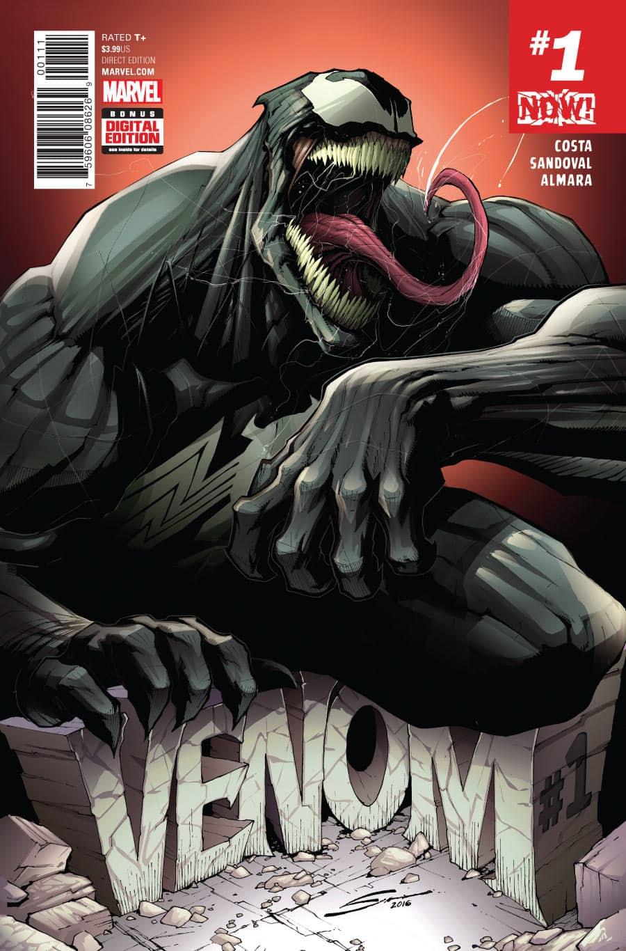 Venom Vol 3 1 | Marvel Database | FANDOM powered by Wikia