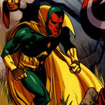 Vision (Skrull) (Earth-616) from Secret Invasion Vol 1 1 0001