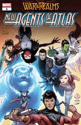 War of the Realms: New Agents of Atlas Vol 1 1
