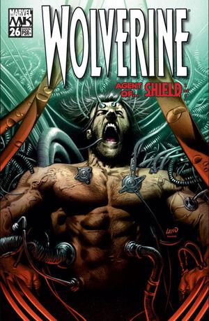 Wolverine Vol 3 26