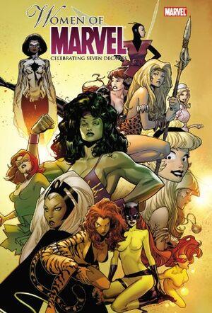 Women of Marvel Celebrating Seven Decades Omnibus Vol 1 1