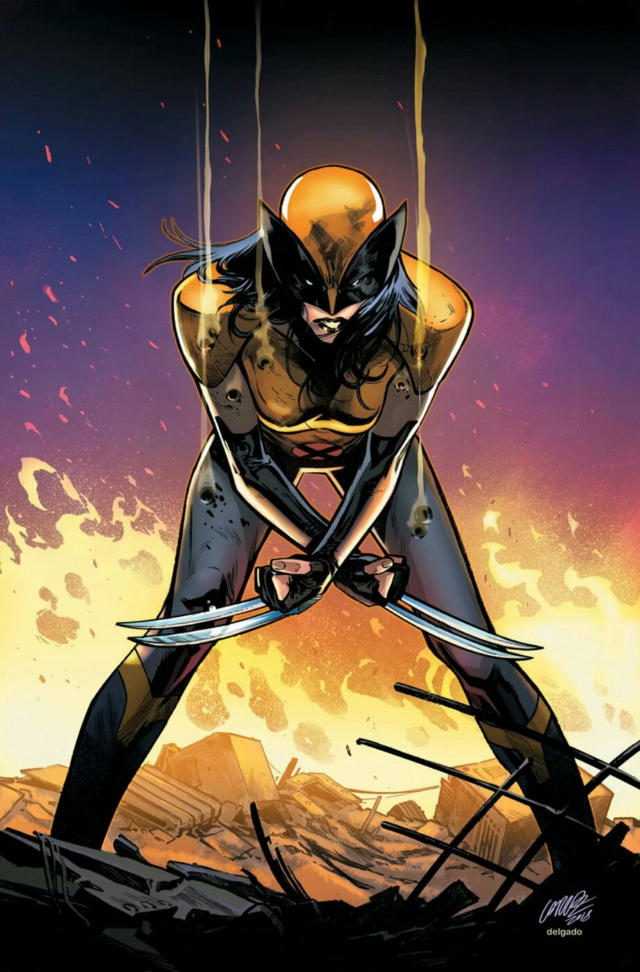 Image result for X men red X 23