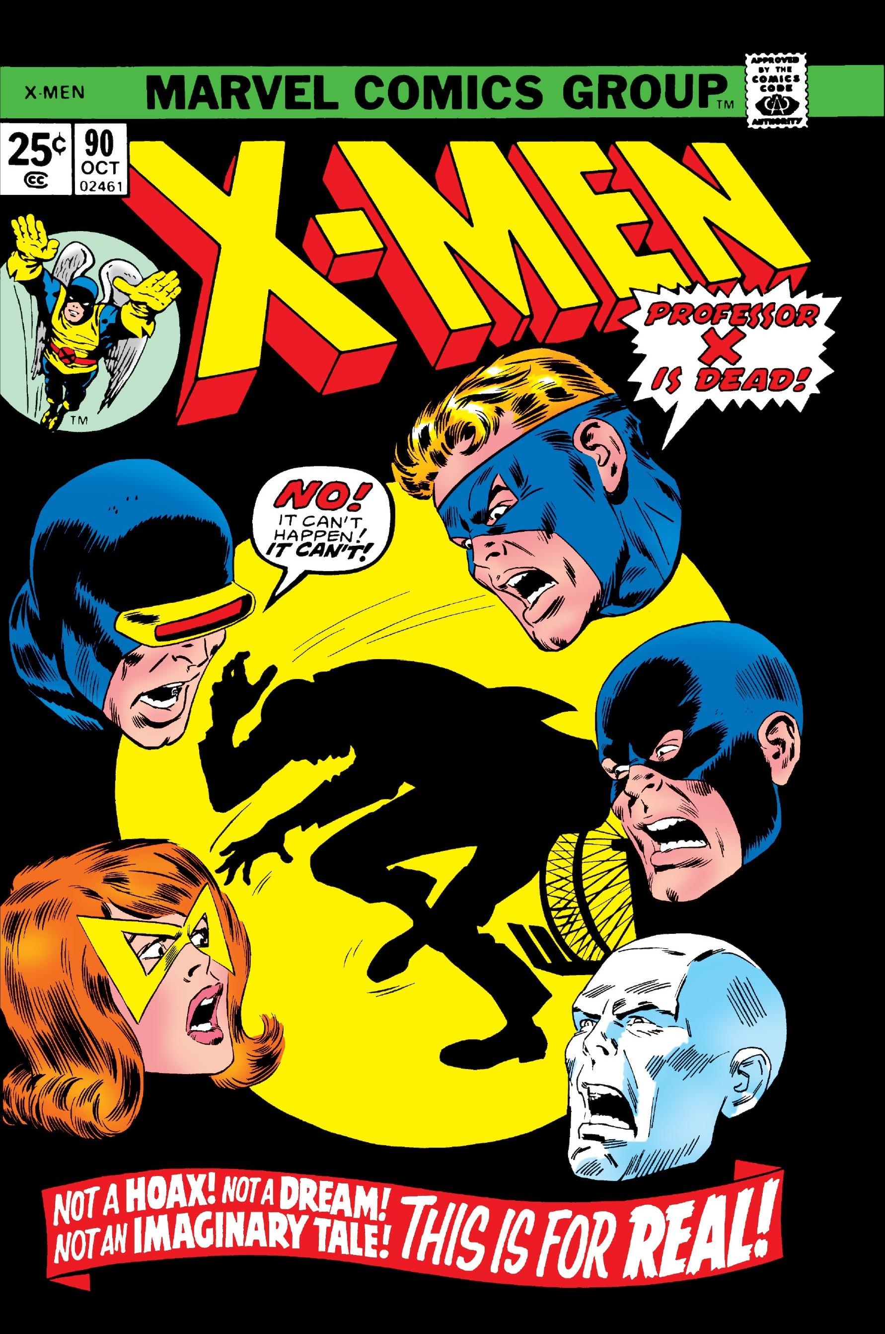 X-Men Vol 1 90
