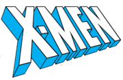 X-Men Vol 2 92 logo