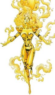 Amber Hunt (Earth-93060) from Phoenix Resurrection Revelations Vol 1 1 001