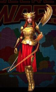 Angela's Secret Wars 1602 Uniform from Marvel Future Fight 001