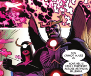 Apocalypse Twins (Earth-616) from Uncanny Avengers Vol 1 11