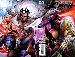Astonishing X-Men Vol 3 31