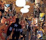 Avengers (Earth-11080) from Marvel Universe Vs. The Avengers Vol 1 1 0001