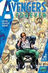 Avengers: Forever Vol 1 1