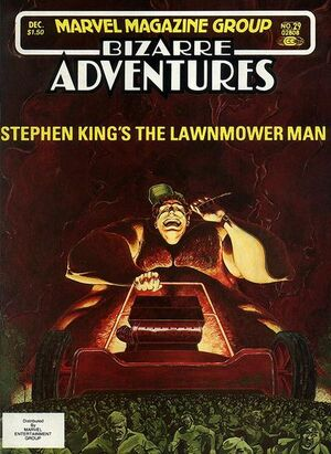Bizarre Adventures Vol 1 29