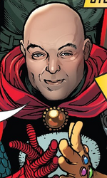 Brian Michael Bendis (Earth-46421) from Marvel 75th Anniversary Celebration Vol 1 1
