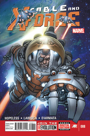 Cable and X-Force Vol 1 8