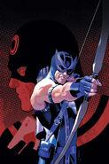 Dark Avengers Vol 1 3 Textless Acuna Variant