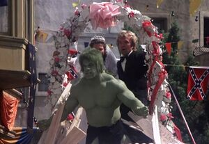David Banner (Earth-400005) from The Incredible Hulk (TV series) Season 3 10 001