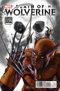 Death of Wolverine Vol 1 1 Salt Lake Comic Con Exclusive Variant
