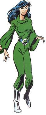 Esme Fernando (Earth-616) from Gamer's Handbook of the Marvel Universe Vol 5 001