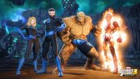 Fantastic Four (Earth-TRN765) from Marvel Ultimate Alliance 3 The Black Order