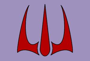 Flag of Genosha from Marvel Atlas Vol 1 2 001