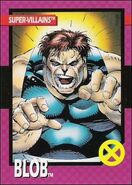 Frederick Dukes (Earth-616) from X-Men (Trading Cards) 1992 0001