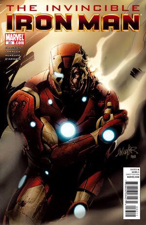 Invincible Iron Man Vol 2 33