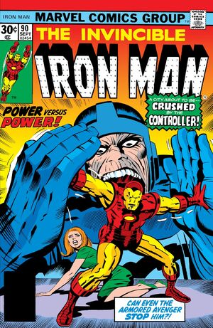 Iron Man Vol 1 90