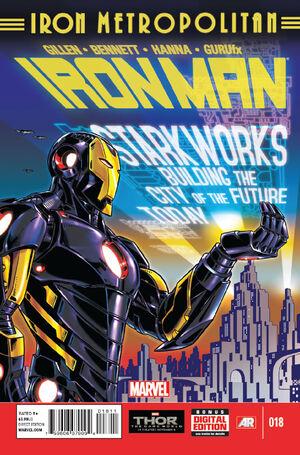 Iron Man Vol 5 18