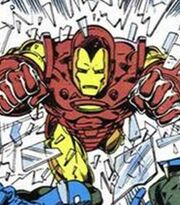 James Rhodes (Earth-616) from Iron Man Vol 1 199 Cover