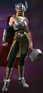 Jane Foster (Earth-TRN517) from Marvel Contest of Champions 001