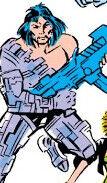 John Greycrow (Earth-9105) from New Warriors Vol 1 12 0001