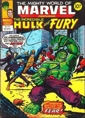 Mighty World of Marvel Vol 1 274