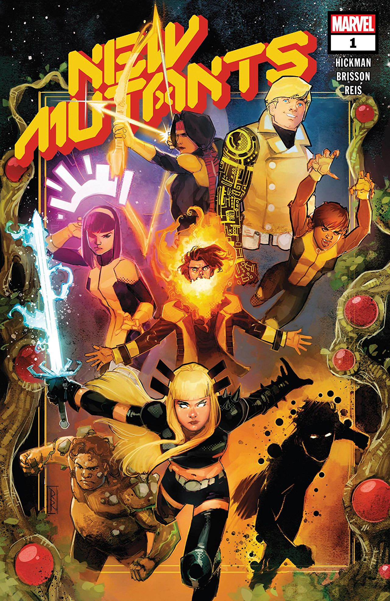New Mutants Vol.4