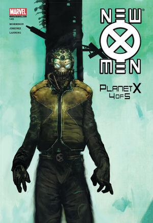 New X-Men Vol 1 149