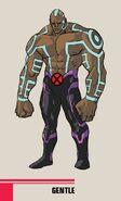 Nezhno Abidemi (Earth-616) from X-Men Red Vol 1 2 001