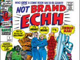 Not Brand Echh Vol 1 1