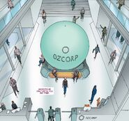 Ozcorp (Earth-22191) from Spider-Verse Vol 2 1 002