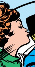 Peggy (Earth-616) from Fantastic Four Vol 1 15 001
