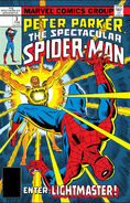 Peter Parker, The Spectacular Spider-Man Vol 1 3