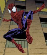 Peter Parker (Earth-TRN005) from Ultimate Spider-Man (video game) 0001