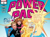 Power Pack: Grow Up! Vol 1 1