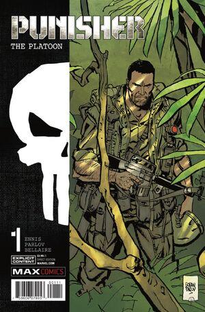 Punisher MAX The Platoon Vol 1 1