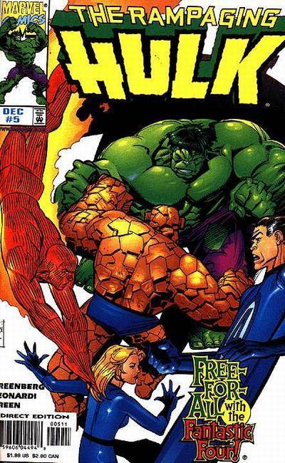 Rampaging Hulk Vol 2 5